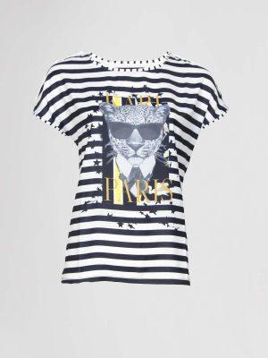 CatNoir T-Shirt Karl Marine