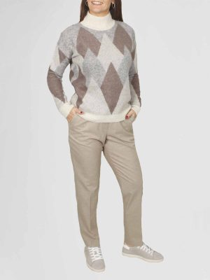 Peserico Pantalon Beige