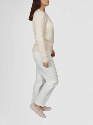 Allude Pullover 11161 Geel