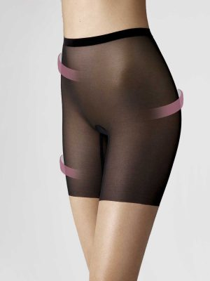 Short Wolford Tulle Control Black