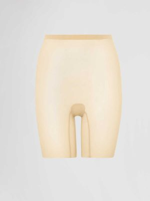 Short Wolford Tulle Control Nude